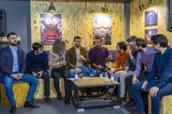 Nyitott, fiatalos Közeg a fiatalokért: hiánypótló közösségi térrel gyarapodott Marosvásárhely