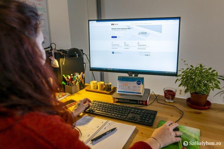 Csíkszereda Polgármesteri Hivatala: érdemes várni jövő hétig a helyi adók online befizetésével