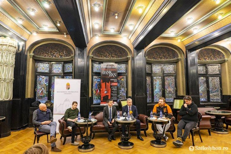 Erkel Ferenc Bánk bánja a magyar kultúra napján