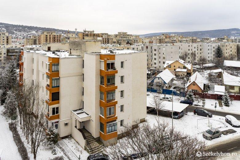 A legfeljebb háromszobás, köztes emeleti lakások a legkeresettebbek Marosvásárhelyen