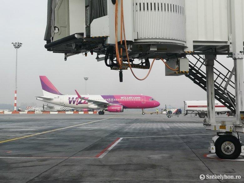 Koronavírus: utas nélkül tért vissza Marosvásárhelyről Németországba egy repülőjárat