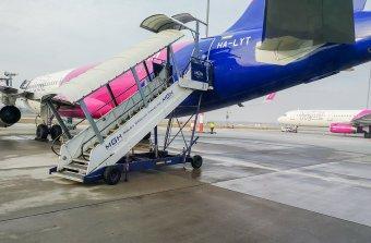 Újraindul a légi közlekedés a marosvásárhelyi reptéren, de nagy a bizonytalanság