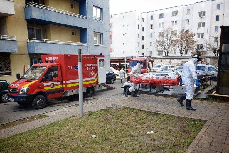 70-re emelkedett a koronavírusos megbetegedések száma Romániában