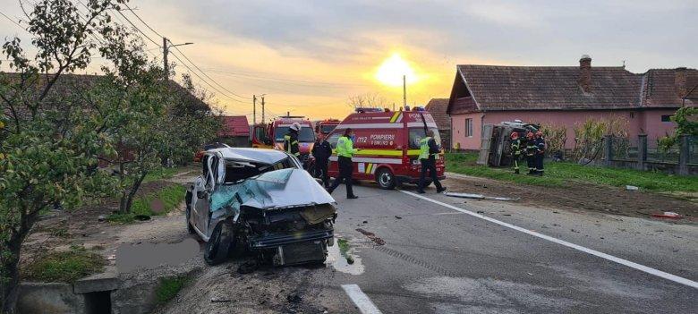 Halálos baleset történt Marosugrán