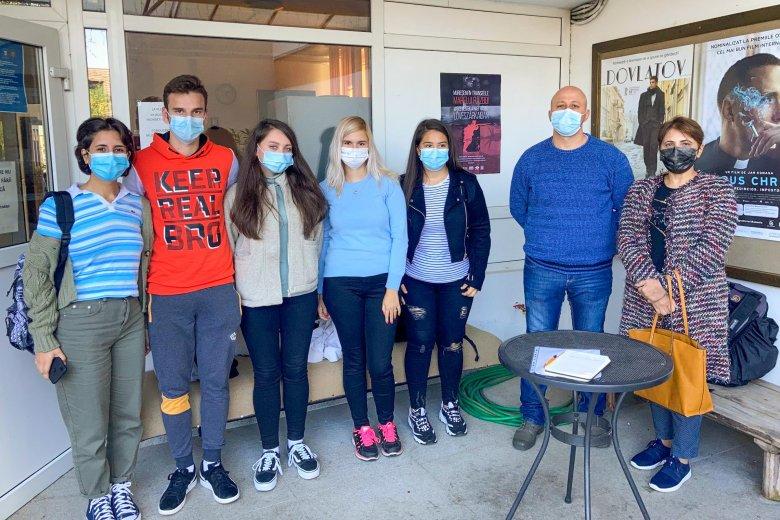 Önkénteseket képez a Maros Megyei Múzeum