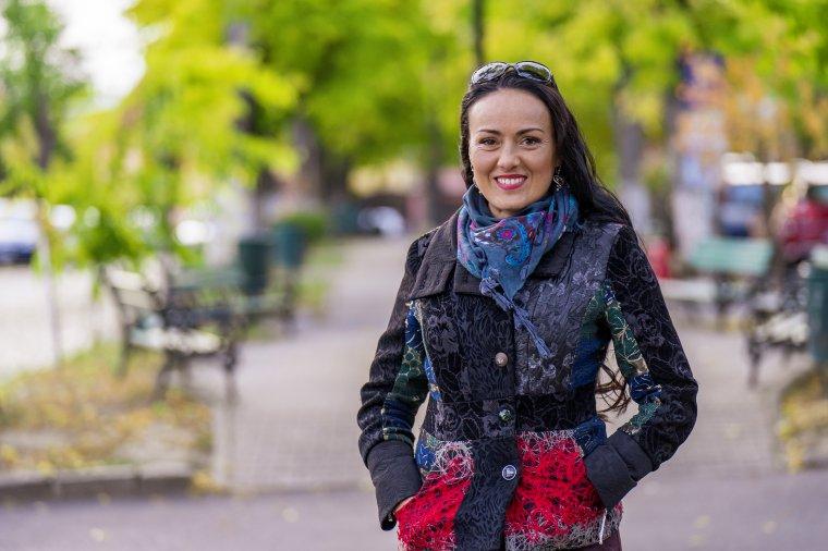 A mosoly nem csak a színpadnak szól: Kásler Magda
