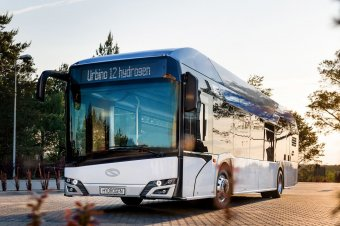 Hidrogénmeghajtású buszt fognak tesztelni Marosvásárhelyen is