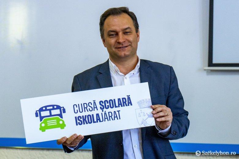 Iskolakezdéssel egy időben diákbuszok is lesznek Marosvásárhelyen