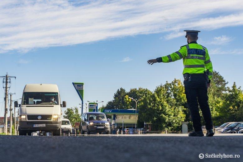 Nem igaz, hogy nincs elég zöldkártya-leolvasójuk, cáfol a rendőrség