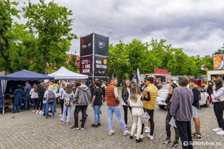 Újra fesztiválváros Marosvásárhely, megkezdődött a Vibe különkiadása