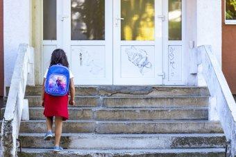 Tanévkezdés: óvodából az iskolapadba