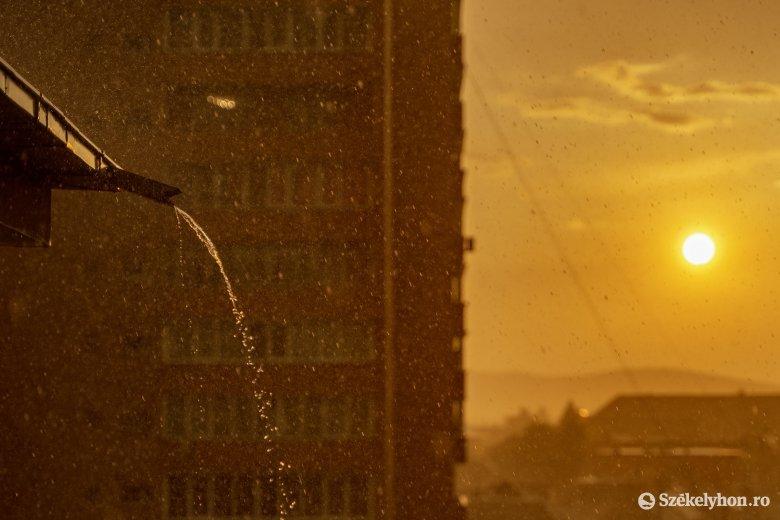 Emberáldozatot követelt a vihar Maros megyében