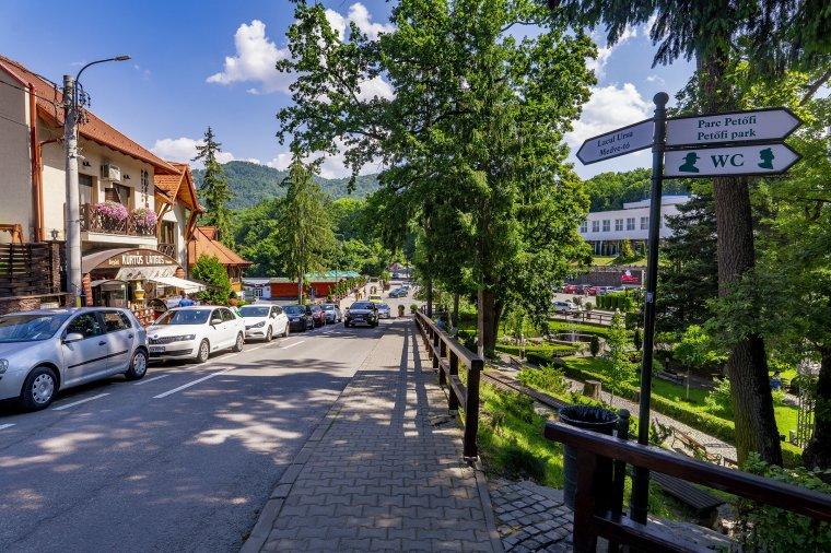 Visszatért a múlt század eleji hangulat Szovátán, gazdag programkínálat várja az érdeklődőket