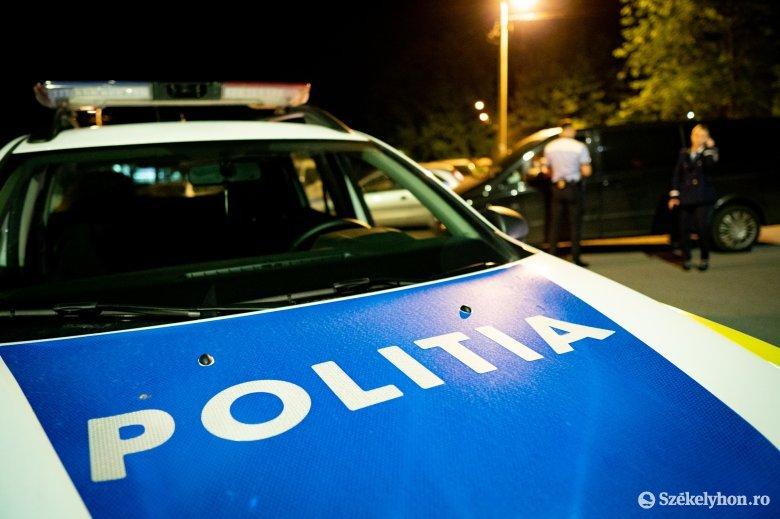 GTA Szentegyháza: autós üldözés után a saját udvarán kapták el a rendőrök az ittas sofőrt