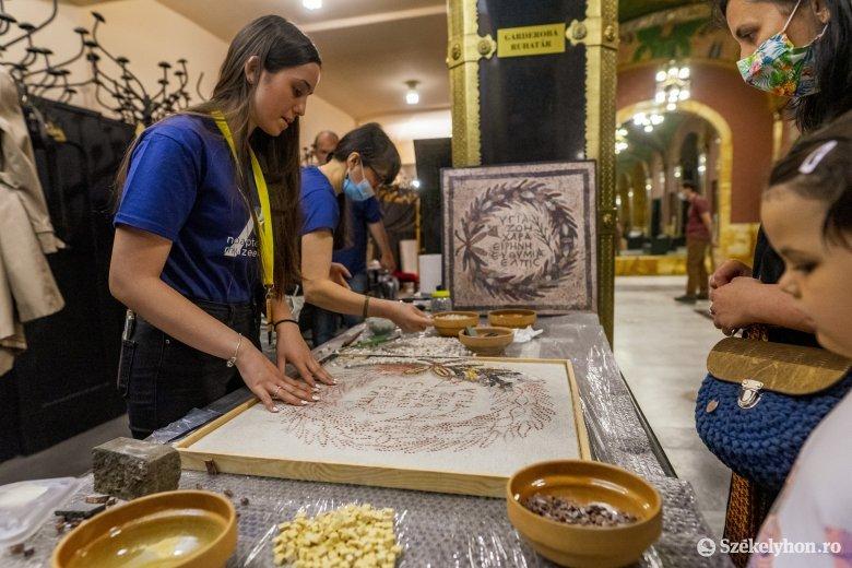 Több ezer résztvevővel tartották a Múzeumok éjszakáját Marosvásárhelyen