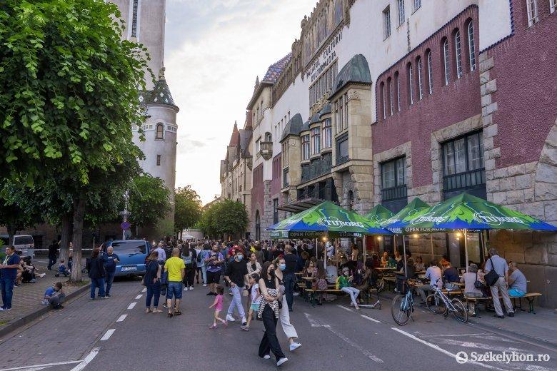 Tízezer eurót lehet nyerni egy jó sétálóövezet tervével