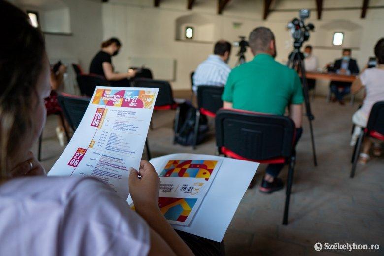 Helyi előadók és fellépők a hétvégi Marosvásárhelyi Napokon