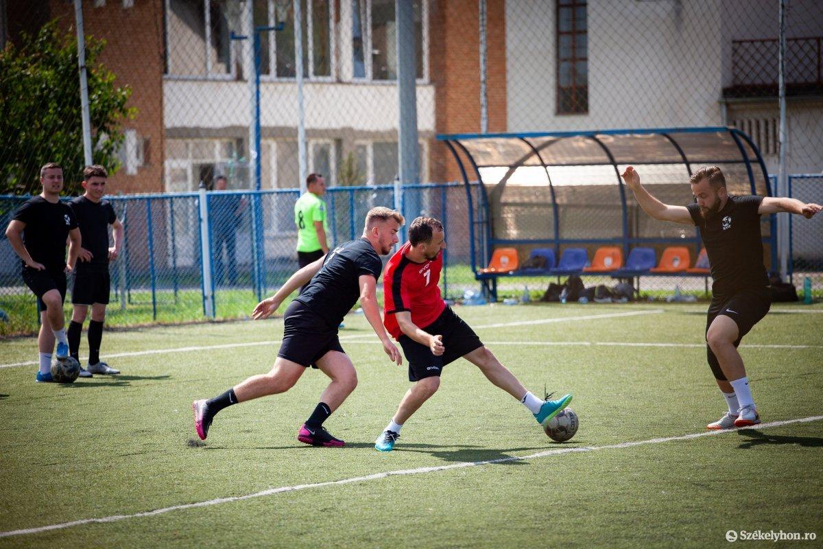 Sporttevékenység a városnapokon •  Fotó: Rab Zoltán