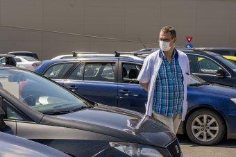 Háromszázhoz közelít az aktív fertőzöttek száma Marosvásárhelyen