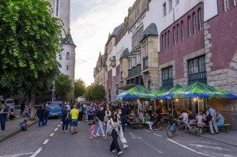 Utcazene-fesztivált szerveznek Marosvásárhelyen