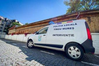 Önállósítanák és kétnyelvűsítenék a marosvásárhelyi rendőrséget