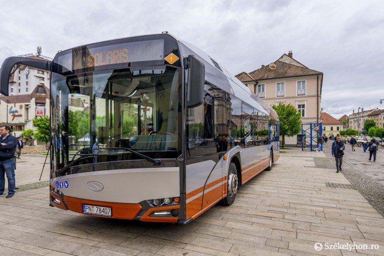 Leghamarabb jövő júniustól lehet zöldebb tömegközlekedése Marosvásárhelynek
