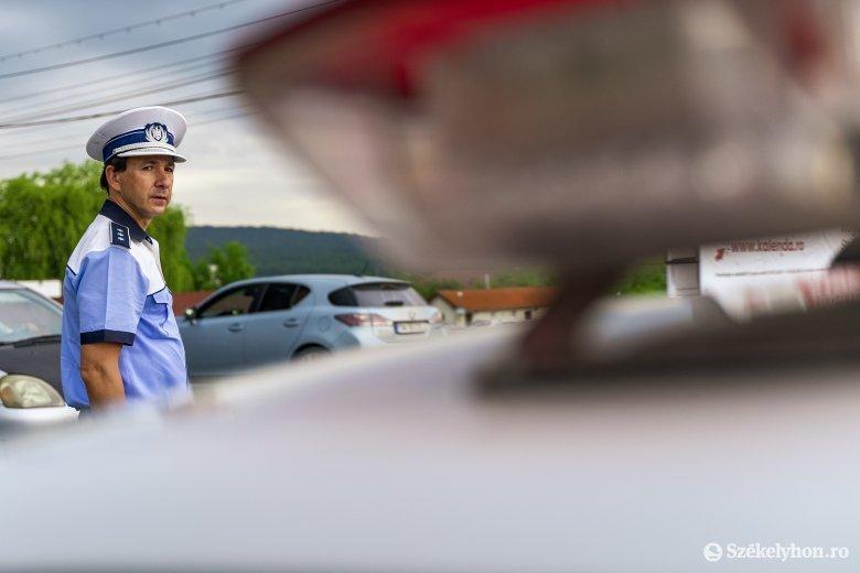 Baleset Balánbánya és Csíkszentdomokos között, egy személy megsérült