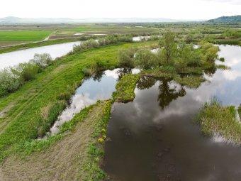 Elsőfokú árvízriasztás van érvényben Kolozs, Szilágy, Szatmár és Máramaros megyei folyószakaszokon
