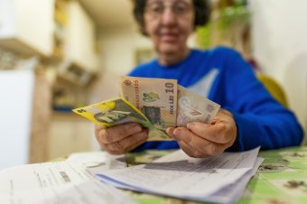 Fele annyit sem tesz ki egy átlagnyugdíj, mint egy átlagfizetés Erdélyben