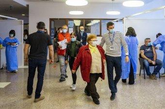 Rekordot döntött az egy nap alatt beadott oltások száma Romániában