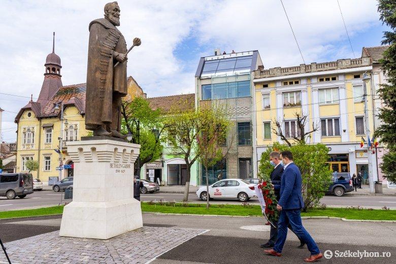 Négyszázöt éve adott szabad királyi városi címet Marosvásárhelynek Bethlen Gábor