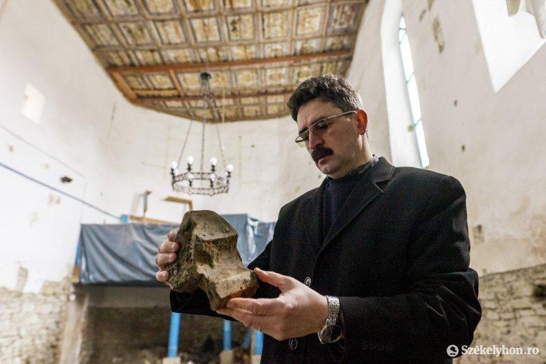 Adományokból valósulhat meg gyulakutai Árpád-kori templom maradványainak feltárása