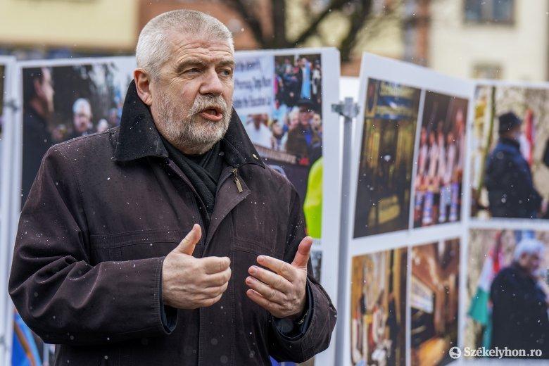 Izsák Balázs a nemzeti régiós aláírásgyűjtés végén: Székelyföldért megmozgattuk Európát!