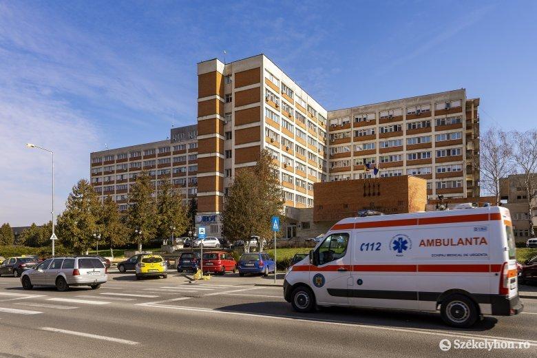 Vezető nélkül maradt Székelyföld legnagyobb kórháza