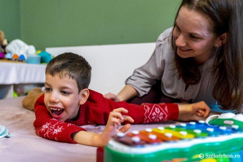 Zeneterápia a sérült gyerekek fejlesztésére
