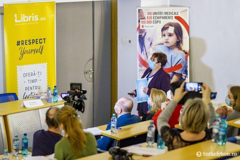Adományokkal csökkentenék a magas romániai gyermekhalandóságot