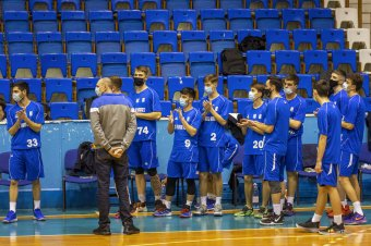 Nem sikerült az élvonalba jutás Marosvásárhely férfi kosárlabdacsapatának