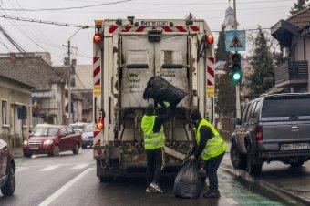 Május közepétől más lehet a hulladékgazdálkodási cég Marosvásárhelyen