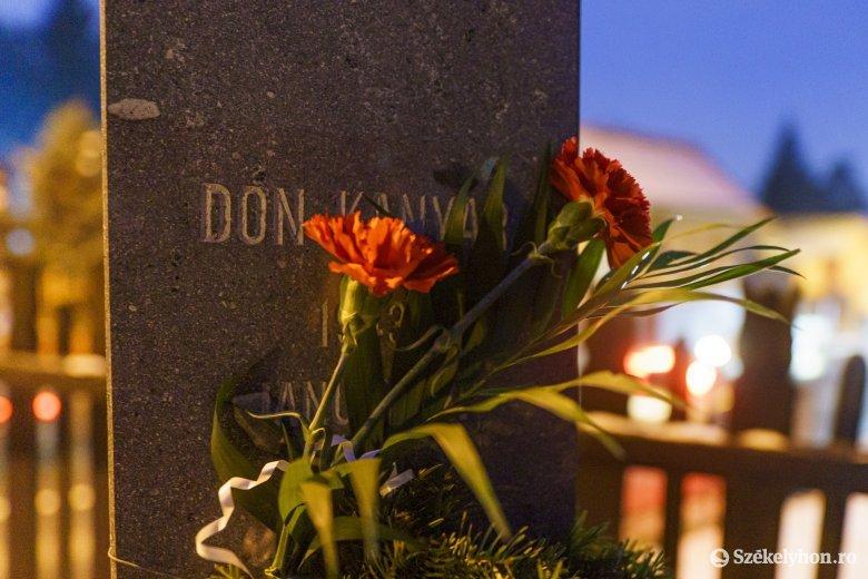 Egyénileg emlékeztek Marosvásárhelyen a Don-kanyarban elesettekre