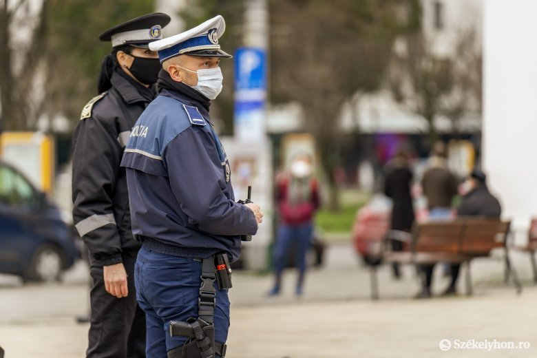 Ellenőriztek és büntettek a hatóságok, vasárnap folytatják