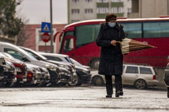 Nem kecsegtetnek jó hírekkel a meteorológusok, folytatódik a csapadékos időjárás