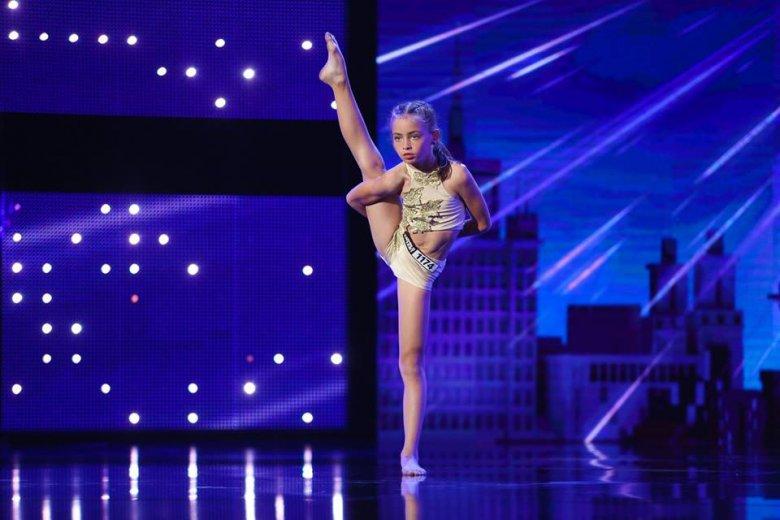 Meggyőzte a zsűrit a marosvásárhelyi lány lenyűgöző tánctudása