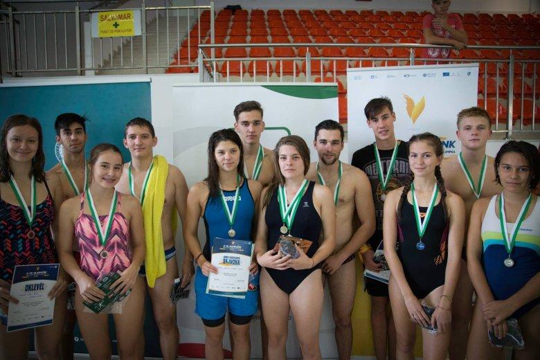Taroltak a bolyaisok a Sportolimpián
