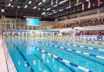 Németországban versenyeztek a H2O Team úszói