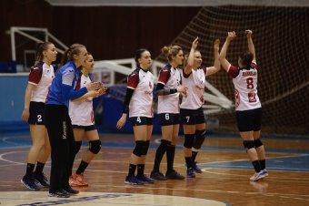 A Bukaresti CSM legyőzésével országos bajnok a Marosvásárhelyi VSK