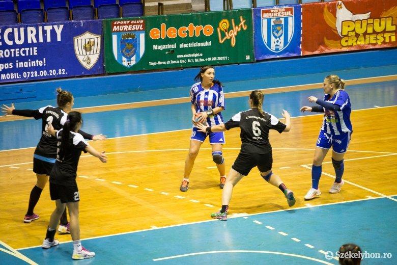 Nyerhető mérkőzésen veszített a Mureșul