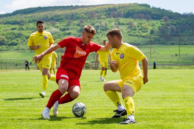 Radnót nyerte a Maros megyei labdarúgó-bajnokságot